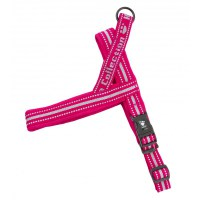 hurtta_outdoors_padded_harness_cherry